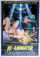 Re-Animator - Italian Movie Poster (xs thumbnail)