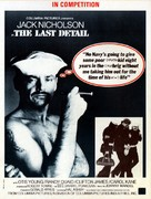 The Last Detail - Movie Poster (xs thumbnail)
