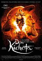The Man Who Killed Don Quixote - Polish Movie Poster (xs thumbnail)
