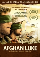 Afghan Luke - Swedish Movie Poster (xs thumbnail)