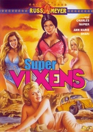 Supervixens - French DVD cover (xs thumbnail)