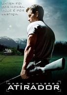 Shooter - Brazilian Movie Cover (xs thumbnail)