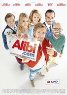 Alibi.com - German Movie Poster (xs thumbnail)