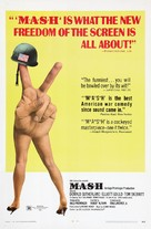 MASH - Theatrical poster (xs thumbnail)