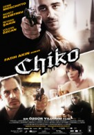 Chiko - Turkish Movie Poster (xs thumbnail)