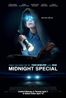 Midnight Special - Canadian Movie Poster (xs thumbnail)