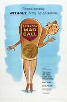 Operation Mad Ball - Theatrical poster (xs thumbnail)