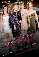 Sex and the City - Brazilian Movie Poster (xs thumbnail)