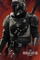 """The Mandalorian"" - Movie Cover (xs thumbnail)"