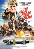 Old Man and the Gun - British Movie Poster (xs thumbnail)