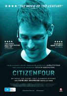 Citizenfour - Australian Movie Poster (xs thumbnail)