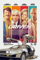 Driven - Puerto Rican Movie Poster (xs thumbnail)