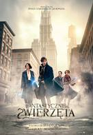 Fantastic Beasts and Where to Find Them - Polish Movie Poster (xs thumbnail)
