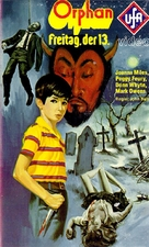 The Orphan - German VHS cover (xs thumbnail)