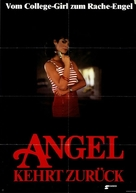 Avenging Angel - German Movie Poster (xs thumbnail)