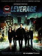 """Leverage"" - Movie Poster (xs thumbnail)"
