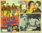 The Duel at Silver Creek - Mexican Movie Poster (xs thumbnail)