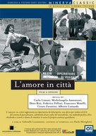 Amore in città, L' - Italian DVD movie cover (xs thumbnail)