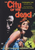 The City of the Dead - DVD cover (xs thumbnail)
