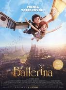 Ballerina - French Movie Poster (xs thumbnail)