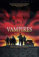 Vampires - Swedish Movie Poster (xs thumbnail)