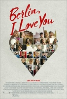 Berlin, I Love You - Movie Poster (xs thumbnail)