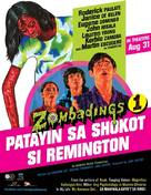 Zombadings 1: Patayin sa shokot si Remington - Philippine Movie Poster (xs thumbnail)