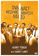 12 Angry Men - Czech Movie Cover (xs thumbnail)