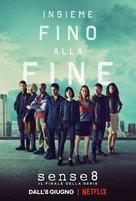 """Sense8"" - Italian Movie Poster (xs thumbnail)"