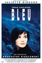 Trois couleurs: Bleu - French Movie Poster (xs thumbnail)