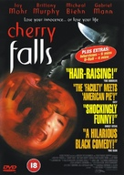 Cherry Falls - British DVD movie cover (xs thumbnail)