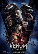 Venom: Let There Be Carnage - Swedish Movie Poster (xs thumbnail)