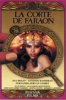 Corte de Faraón, La - Spanish Movie Cover (xs thumbnail)