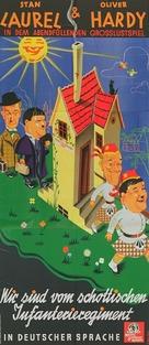 Bonnie Scotland - Austrian Movie Poster (xs thumbnail)