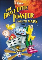 The Brave Little Toaster Goes to Mars - DVD movie cover (xs thumbnail)