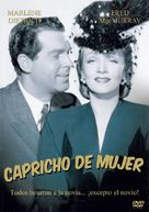 The Lady Is Willing - Spanish DVD cover (xs thumbnail)