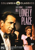 In a Lonely Place - Australian DVD cover (xs thumbnail)