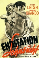 A Streetcar Named Desire - German Movie Poster (xs thumbnail)