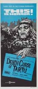 Death Curse of Tartu - Australian Movie Poster (xs thumbnail)