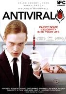 Antiviral - DVD movie cover (xs thumbnail)