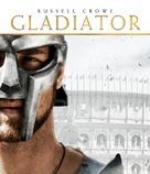 Gladiator - German Blu-Ray cover (xs thumbnail)