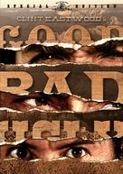 Il buono, il brutto, il cattivo - DVD cover (xs thumbnail)