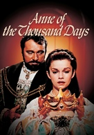 Anne of the Thousand Days - British Movie Cover (xs thumbnail)