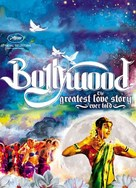 Bollywood: The Greatest Love Story Ever Told - German DVD cover (xs thumbnail)