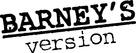 Barney's Version - Australian Logo (xs thumbnail)