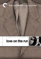 L'amour en fuite - DVD movie cover (xs thumbnail)