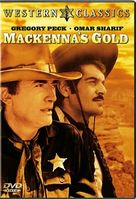 Mackenna's Gold - DVD movie cover (xs thumbnail)