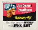 Fahrenheit 451 - Movie Poster (xs thumbnail)