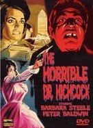 L'orribile segreto del Dr. Hichcock - DVD cover (xs thumbnail)