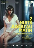2 yötä aamuun - French Movie Poster (xs thumbnail)